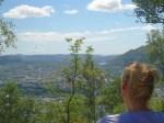 View of Bergen from Mount Floen