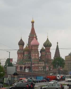Image of Moscow.