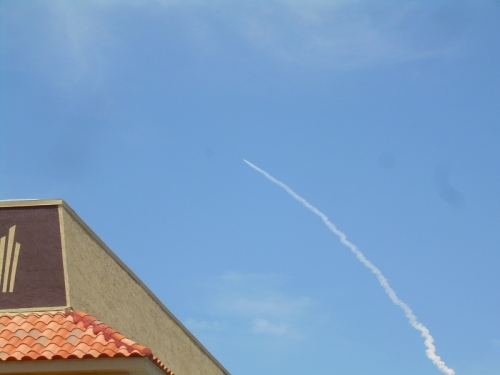 Atlantis launch on May 14, 2010