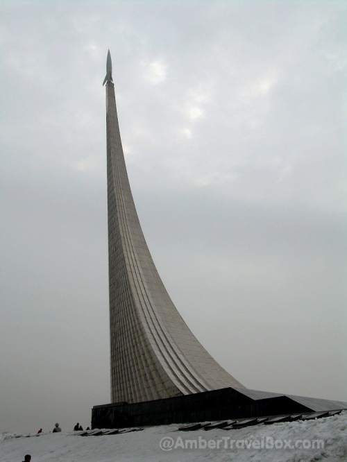 Moscow monuments