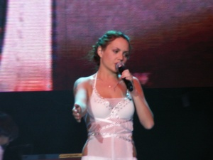 Popular singer - Maksim