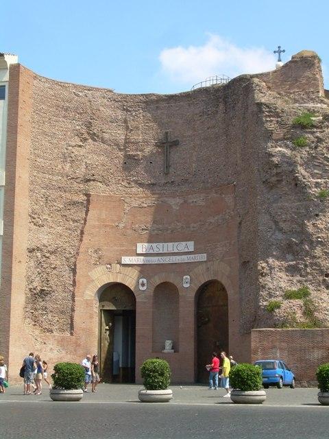 Basilica S.Maria delgi Angeli