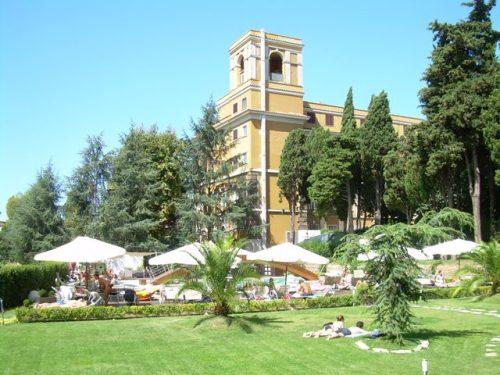 hotel Exel Rome Montemario